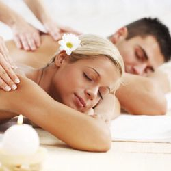 Salt Cave Body Massage & Salt Therapy - Basic 90' /  2 άτομα